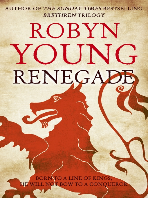 Renegade (eBook): Insurrection Trilogy, Book 2