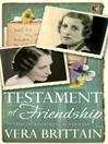 Testament of Friendship (eBook)