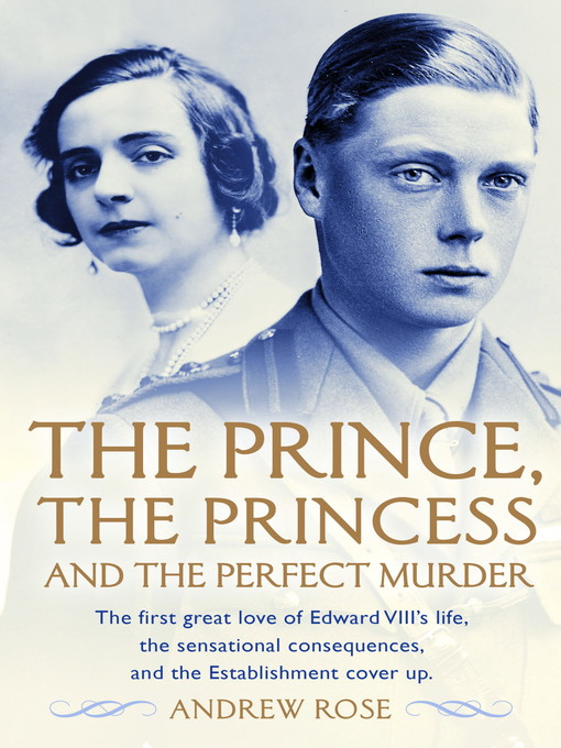 The Prince, the Princess and the Perfect Murder (eBook)