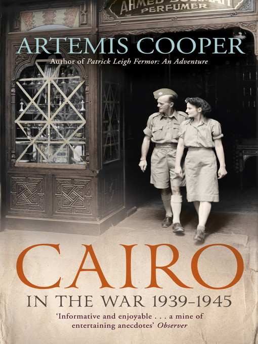 Cairo in the War (eBook): 1939-45