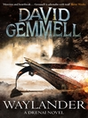 Waylander (eBook): Drenai Series, Book 3