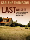 Last Whisper (eBook)