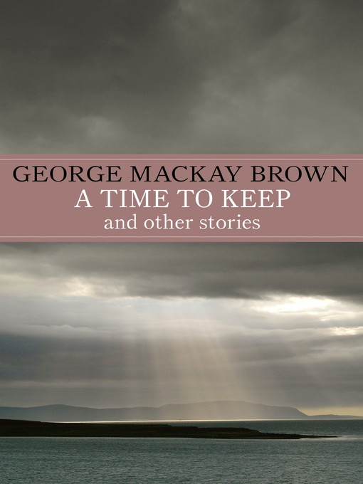 A Time to Keep (eBook)