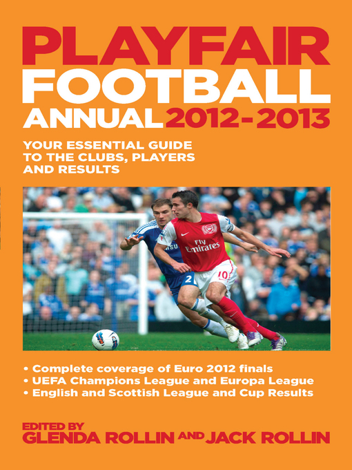 Playfair Football Annual 2012-2013 (eBook)