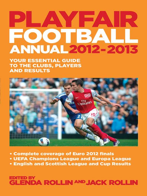 Playfair Football Annual 2012-2013 (eBook)