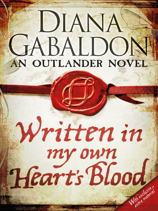 Written in My Own Heart's Blood (eBook): Outlander Series, Book 8