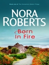 Born in Fire (eBook): Concannon Sisters Trilogy, Book 1