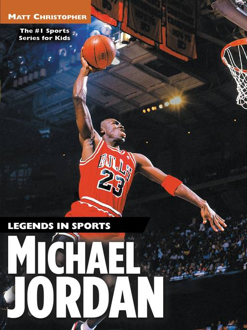 Michael Jordan (eBook): Legends in Sports