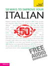 50 Ways to Improve Your Italian (eBook)