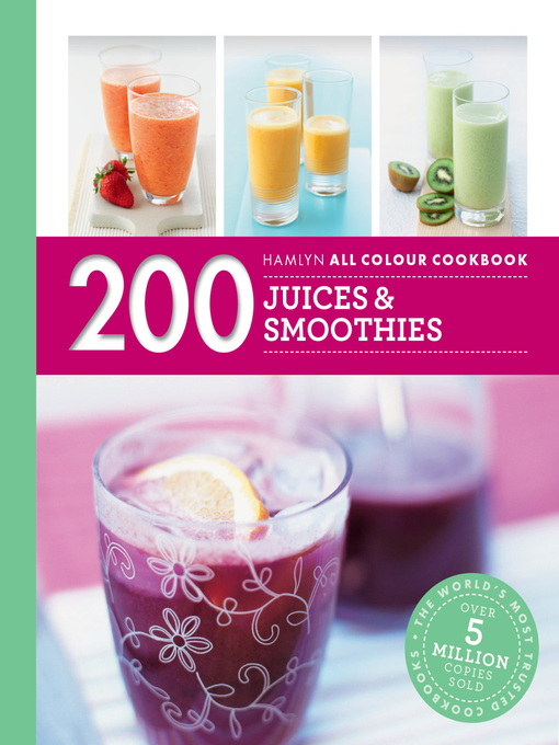 200 Juices & Smoothies (eBook)