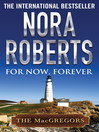 For Now, Forever (eBook): MacGregor Series, Book 5