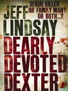 Dearly Devoted Dexter (eBook): Dexter Series, Book 2