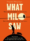 What Milo Saw (eBook)