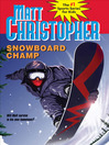 Snowboard Champ (eBook)