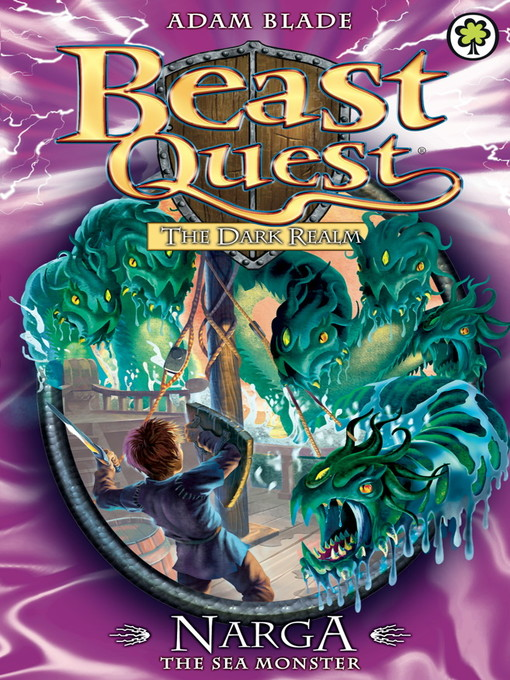 Narga the Sea Monster (eBook): Beast Quest: The Dark Realm Series, Book 3