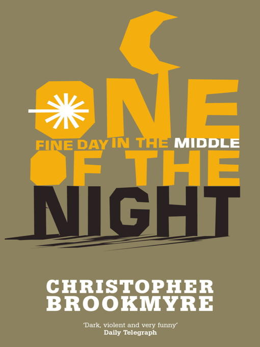 One Fine Day in the Middle of the Night (eBook)