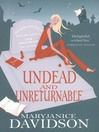 Undead and Unreturnable (eBook): Undead Series, Book 4