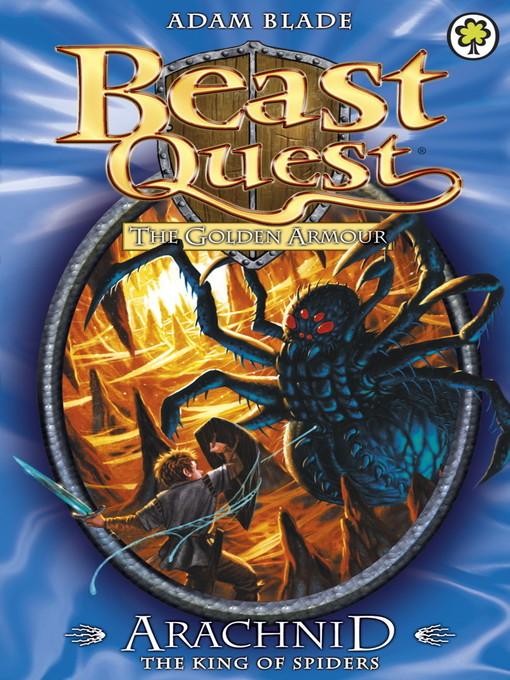 11 (eBook): Arachnid the King of Spiders