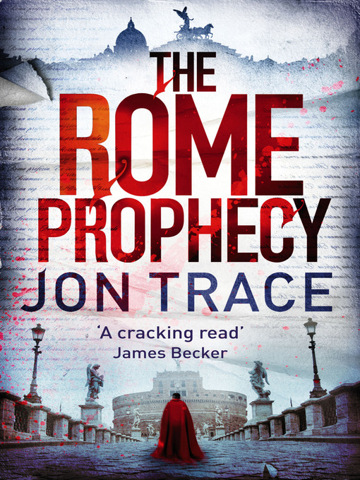 The Rome Prophecy (eBook): Tom Shaman Series, Book 2