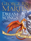 Dreamsongs 1 (eBook): A Retrospective