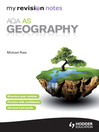 AQA AS Geography (eBook): My Revision Notes