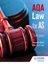 AQA Law for AS (eBook)