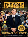 Cover image of The Wolf of Wall Street