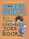 Horrid Henry's All Time Favourite Joke Book (eBook)