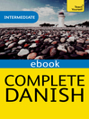Complete Danish (eBook): Teach Yourself
