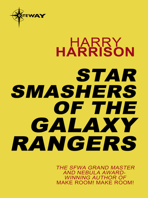 Star Smashers of the Galaxy Rangers (eBook)