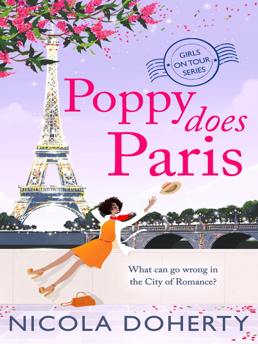 Poppy Does Paris (Girls On Tour 1) (eBook)