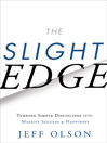 Slight Edge (eBook)