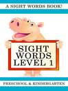 Sight Words Level 1