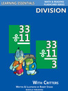 Division Flashcards (eBook): Division Facts with Critters