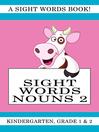 Sight Words Nouns 2