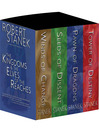 Kingdoms and the Elves of the Reaches Bundle (eBook): Winds of Change, Seeds of Destiny, Pawn of Dragons, Tower of Destiny
