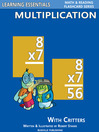 Multiplication Flashcards (eBook): Multiplication Facts with Critters