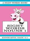 Sight Words Nouns 1