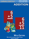 Addition Flashcards (eBook): Addition Facts with Critters