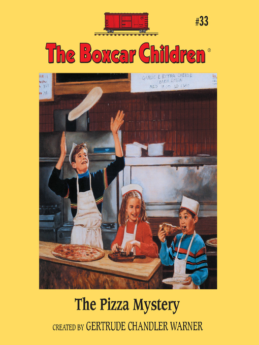 The Pizza Mystery (MP3): The Boxcar Children Series, Book 33