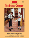 The Copycat Mystery (MP3): The Boxcar Children Series, Book 83