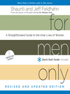 For Men Only, Revised and Updated Edition (MP3): A Straightforward Guide to the Inner Lives of Women