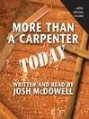 More Than a Carpenter Today (MP3)