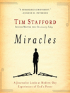 Miracles (MP3): A Journalist Looks at Modern Day Experiences of God's Power