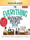 The Everything Managing People Book (MP3)