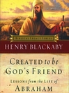 Created to Be God's Friend (MP3): Lessons from the Life of Abraham