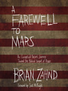 A Farewell to Mars (MP3): An Evangelical Pastor's Journey Toward the Biblical Gospel of Peace