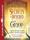 Secrets from Beyond the Grave (MP3)