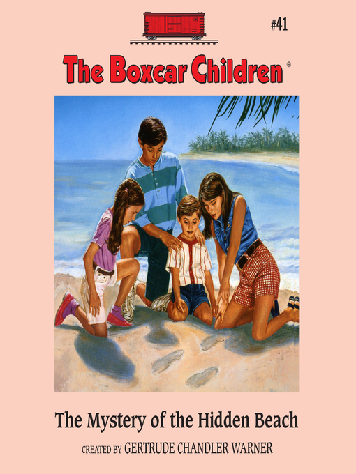 The Mystery of the Hidden Beach (MP3): The Boxcar Children Series, Book 41