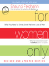 For Women Only, Revised and Updated Edition (MP3): What You Need to Know About the Inner Lives of Men